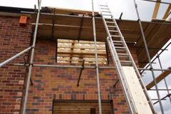 multiple storey extensions Hudswell