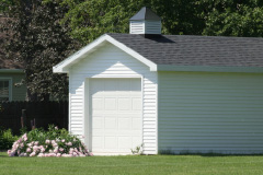Hudswell outbuilding construction costs